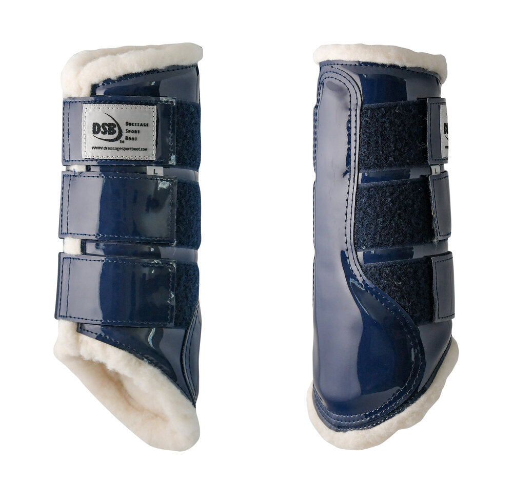 NEW Glossy Dressage Sport Boot