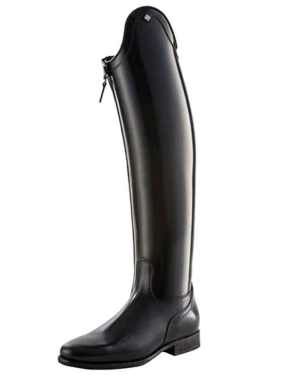 Raffaello Dressage Boot- Brushed Leather