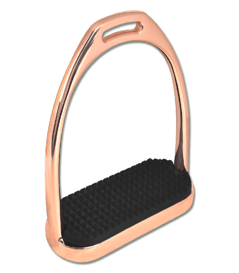 Rose Gold Fillis Stirrup Irons