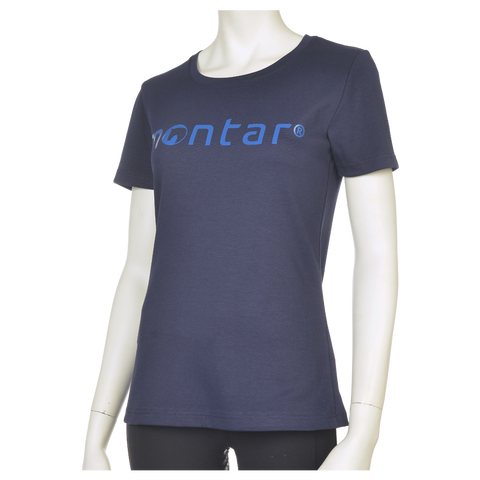 Andrea T-Shirt with Montar Logo