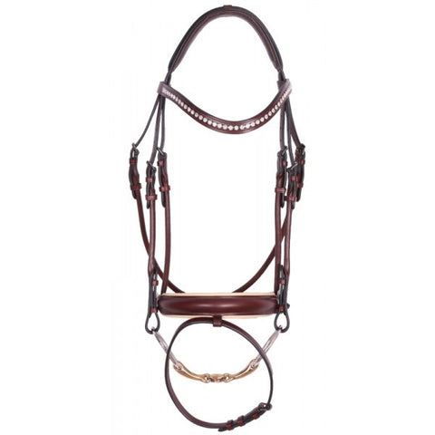 Kingsley Snaffle Bridles - Round
