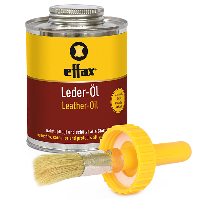 Effax Leather Oil with Applicator