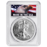 2016 $1 American Silver 1 oz. Eagle 30TH Anniversary First Strike PCGS MS69