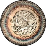 1983 Mexican Silver Libertad BU MS 1 Oz .999 Silver Color Toned Mexico mexican