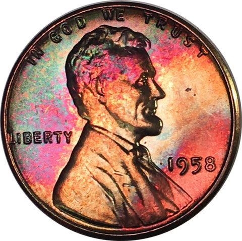Monthly Lincoln Wheat Cent Penny Club