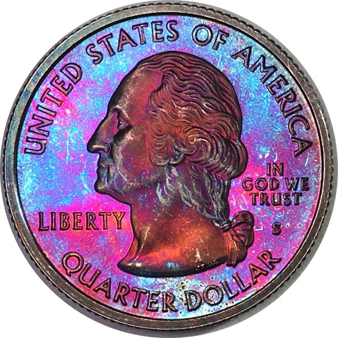 Monthly State Quarter Club