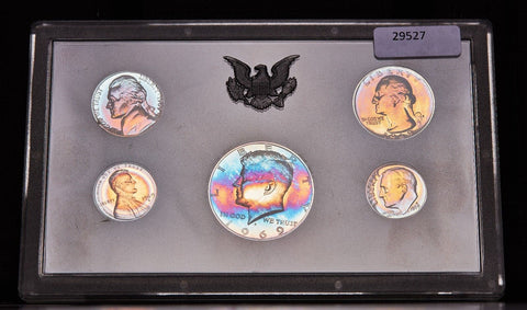 Monthly United States Proof Mint Set Club