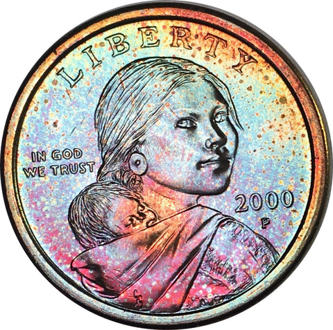 Monthly Sacagawea Dollar Club