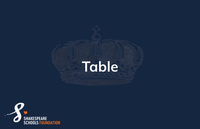 Table for Ten Guests - Gala Dinner and Auction 2019