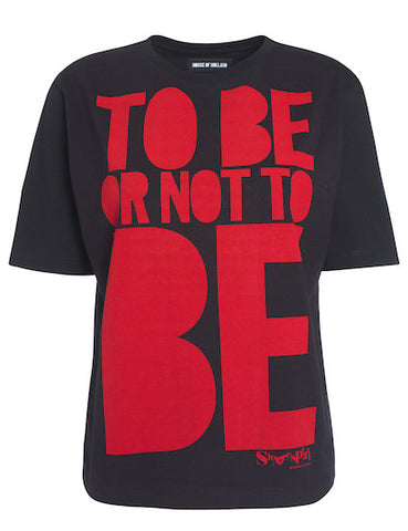 To Be T-shirt - House of Holland