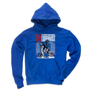 Henrik Lundqvist Men's Hoodie | 500 LEVEL