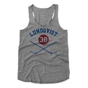 Henrik Lundqvist Women's Tank Top | 500 LEVEL