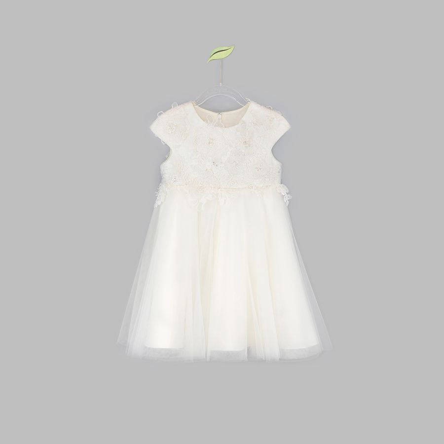 Ivory Adalynne Dress