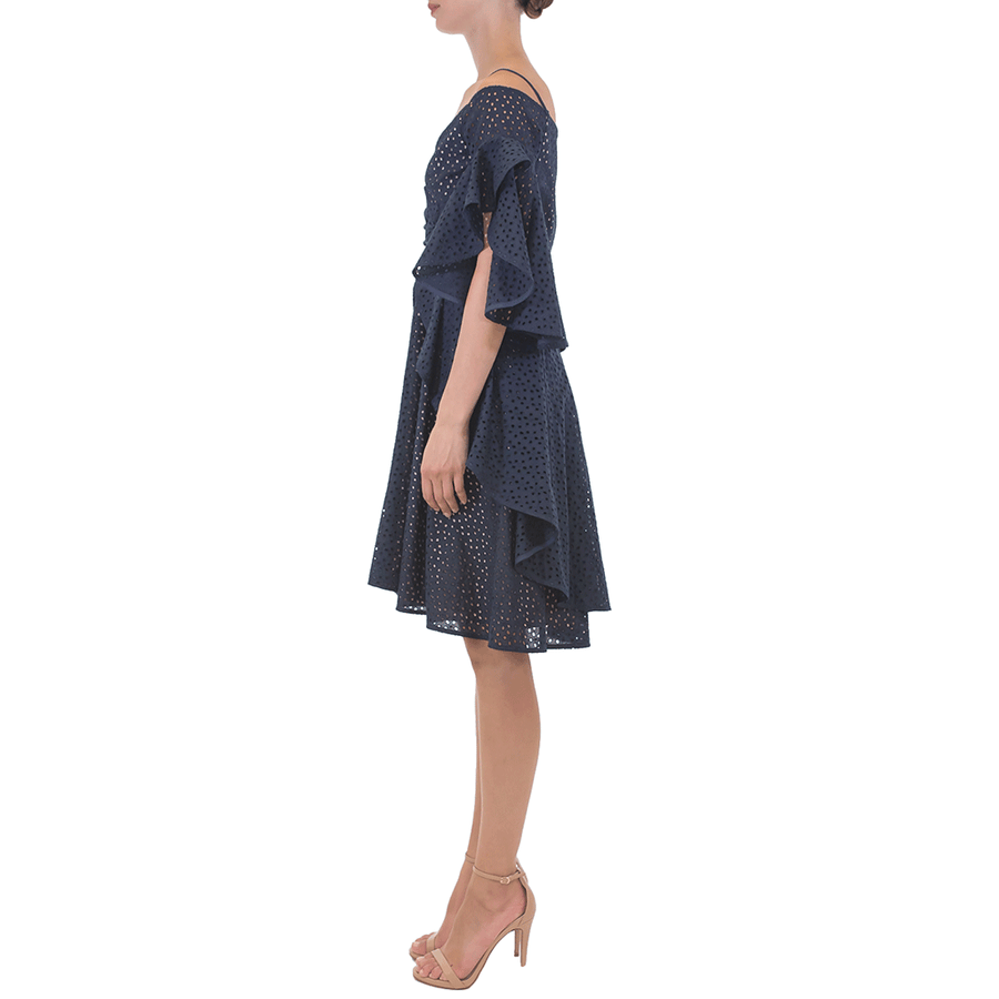 Navy Rossa Dress