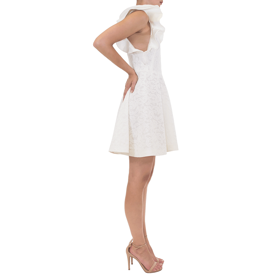 Ivory Caspi Dress