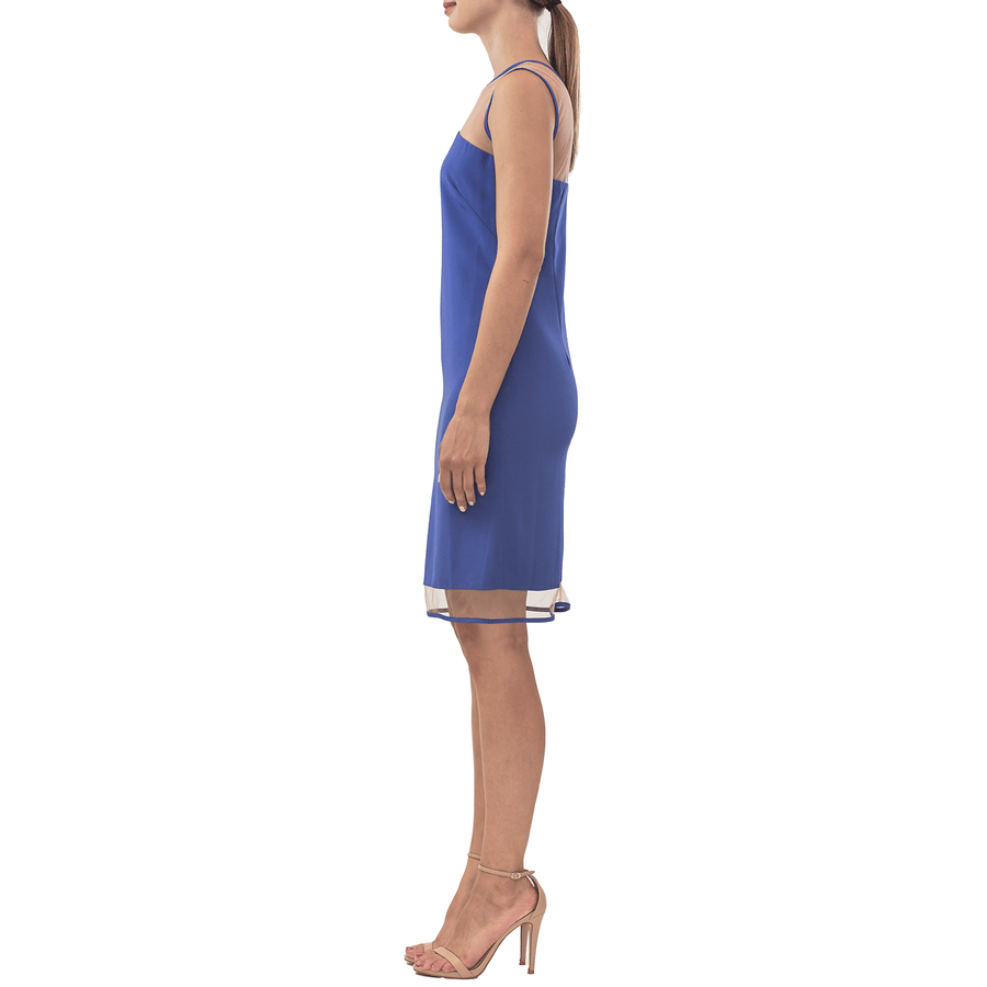 Blue Marsella Dress