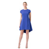 Loni Dress - Cobalt