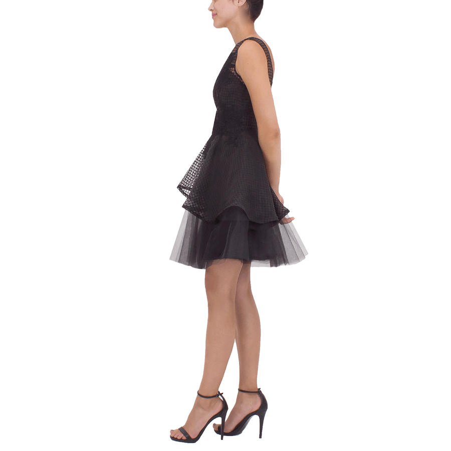 Black Andrea Dress