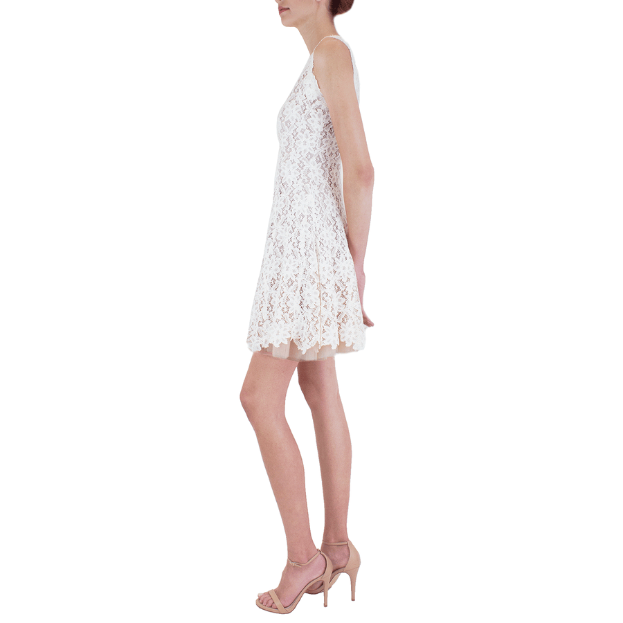 Ivory Milace Dress