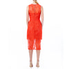 Red Kadence Dress