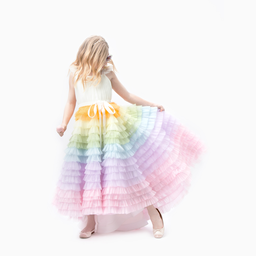Unicorn Stormi Gown