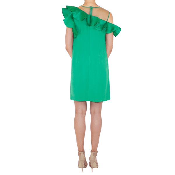 Emerald Viera Dress