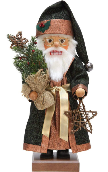 Nutcracker -Woodland Santa