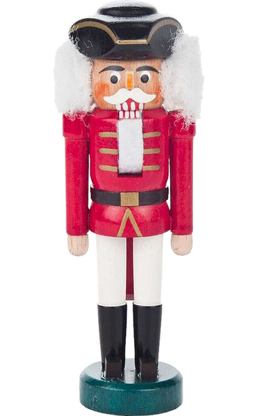 Nutcracker - Colonial Soldier