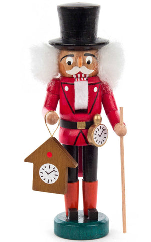 Nutcracker - Mini Clock Seller