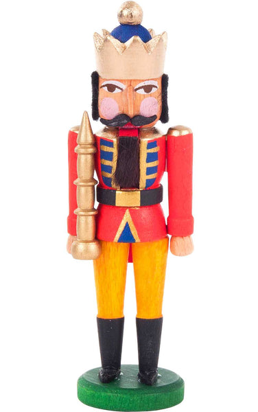 Nutcracker - Red and Yellow King