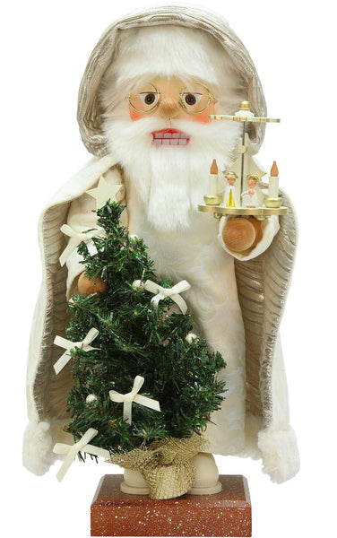 Nutcracker - Santa with Pyramid