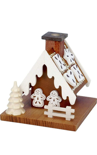 Incense House-Gingerbread