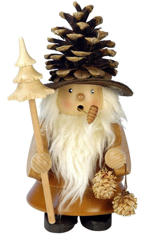 German Smoker-Pinecone Man Natural