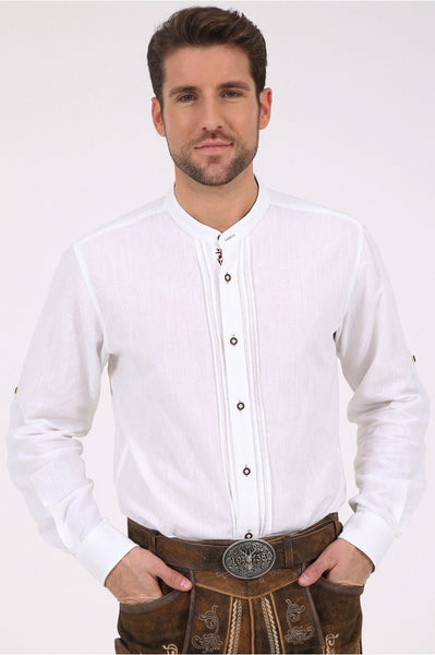 Polidi White  Men's Shirt