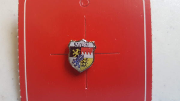 hatpin Bayern Shield