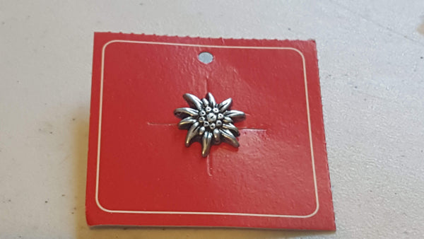 hatpin Edelweiss small