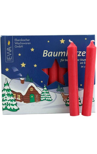 German Candle for Pyramids Red #32301R