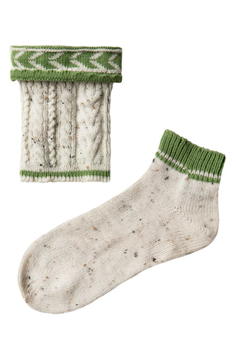 Loferl Sock Set Light Green