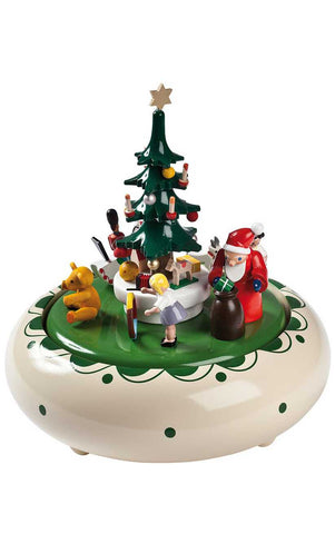 Music Box - Santa and Toys