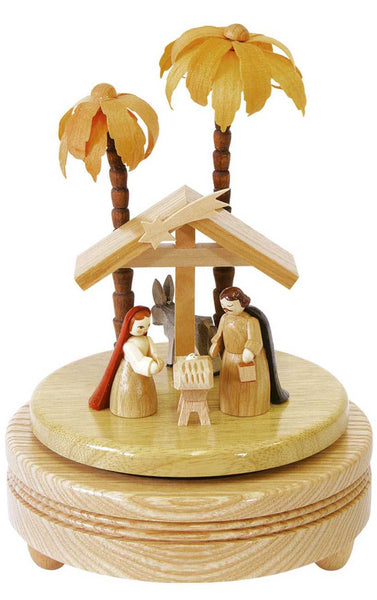 Music Box - Nativity