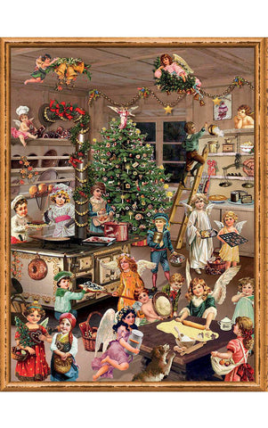 Advent Calendar Angel Kitchen Advent