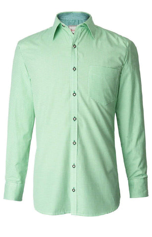 Heinrich Kiwi men's modern fit shirt