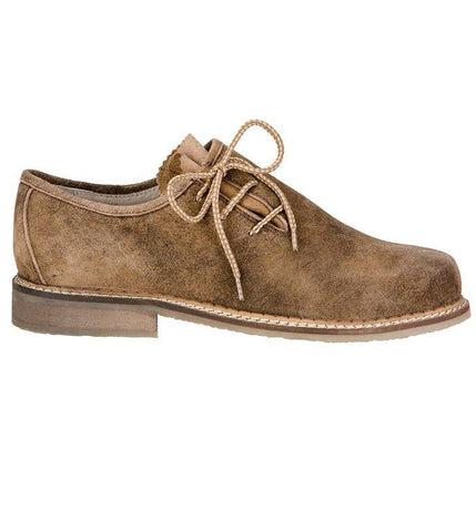 Havanna Haferlschuh  Light Brown Men's Shoes | MyDirndl.Com™