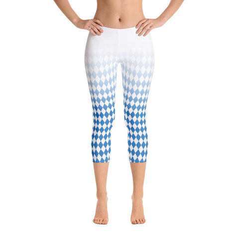 Women's Bavarian Capri Leggings
