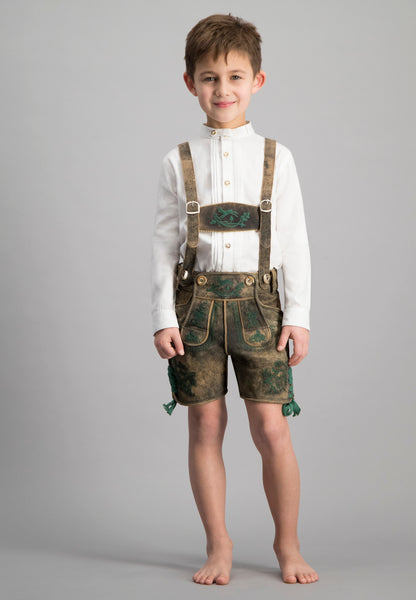 Charly Boy's Lederhosen