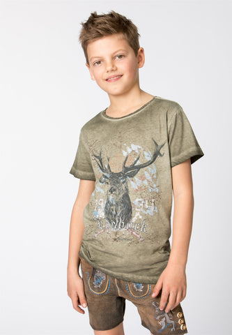 Gunther jr Trachten T-Shirt