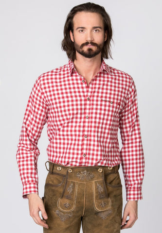 Men's Bavarian Shirt | MyDirndl.Com™