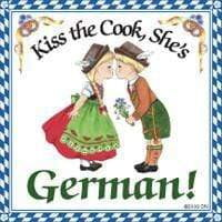 magnet- Kiss the Cook| MyDirndl.Com™