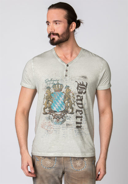 Luiggi Men's German T-Shirt