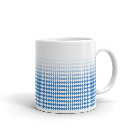 Bavarian Flag Coffee Mug